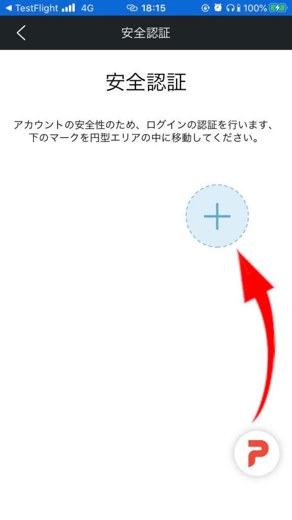 step2 4 576x1024 - 【完全攻略版】最近話題のポケットハッシュはどう?危険?実際に投資して検証してみた。