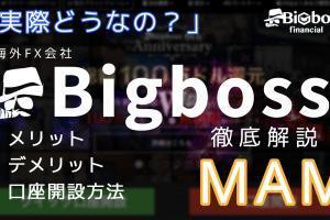 3ef99a8b87d63a3c09a22be68d1e6734 300x200 - 【2020年最新版】BigbossのMAM運用の評判はどうなの?メリット・デメリット・口座開設方法をまとめてみた。