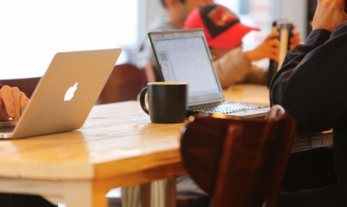 notebooks 569121 1280 486x290 - ブログ記事・文章を綺麗に締めてファンを獲得する『まとめ文』の4つのコツとは?